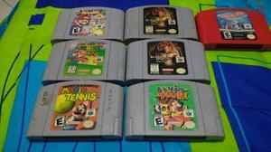 Juegos Originales de Nintendo 64