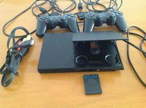 Play Station 2 Con Muchos Accesorios Originales Y Poco Uso