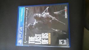 VIDEO JUEGO THE LAST OF US PARA PLAY STATION 4 ORIGINAL