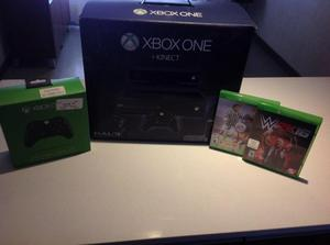 Xbox One 500 Gb Con 2 Controles Y 4 Juegos