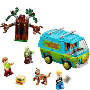 lego marca lepin Scooby Doo juguete - Cali