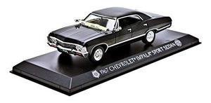Chevrolet Impala Sedán Supernatural (tv Series