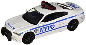 Coleccionable Daron Policía De Nueva York Dodge Charger Fun