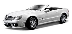 Coleccionable El 118 Escala De Mercedes-benz Sl63 Amg Fundi