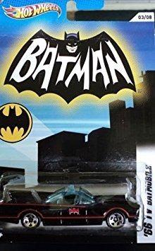 Coleccionable  Hot Wheels Batman 66 Batmobile Tv