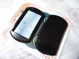 Estuche Protector Para PSP GO en aluminio - Pereira