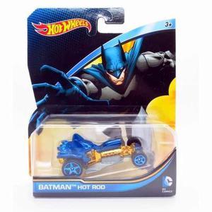 Hot Wheels Batman Hot Rod - Robin - Pingüino