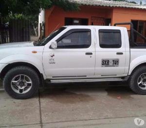 Nissan frontier 4X4 2012 publica con todo los papeles al dia