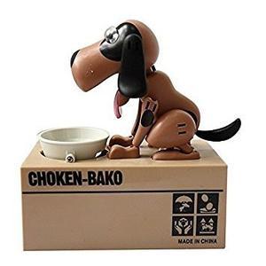 Qiyun Choken Del Perrito Hambriento De Comer Perritos Del B