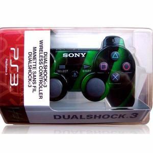 Vendo Control Sony Ps3 Inalambrico Dualshoc Six Axes -