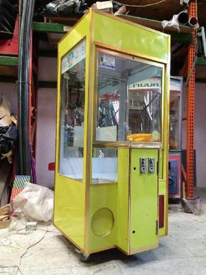 Vendo Maquina de Peluches - Fusagasugá