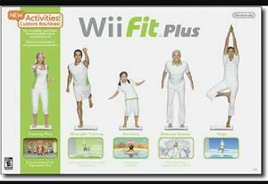 Wii Fit Plus - Ibagué