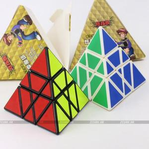 Cubos Rubik Yj 3x3x3 Cubo Especial Torre Mágica