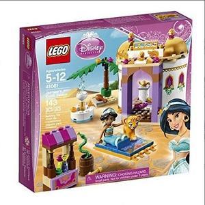 Exótico Palacio Princesa Jazmín. LEGO Disney