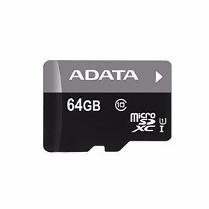 Memoria Micro Sd Clase gb Adata Con Adaptador Garantia