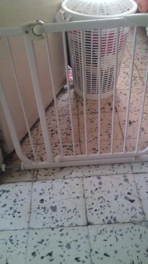 Reja de Seguridad para Bebe Y Mascotas