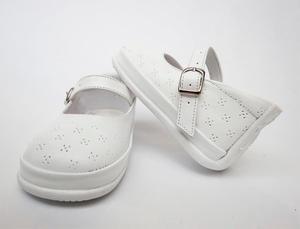Zapato blancocaminadores, no tuerce