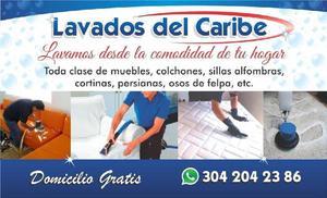 LAVADOS DEL CARIBE LAVANDERIA EN BARRANQUILLA - Barranquilla
