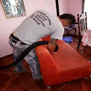 Lavada de Muebles de Sala Y Comedor - Medellín