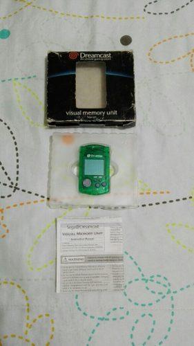 Memoria Sega Dreamcast