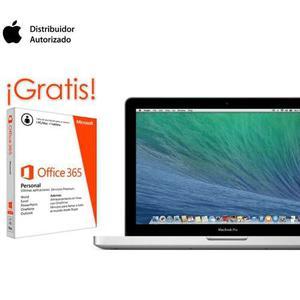 Portátil Apple Macbook Pro 13 Y Office 365 Gratis