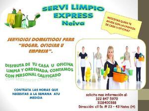 SERVI LIMPIO EXPRESS NEIVA - Neiva