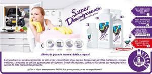SUPER DESENGRASANTE Alto poder quita grasa - Cúcuta
