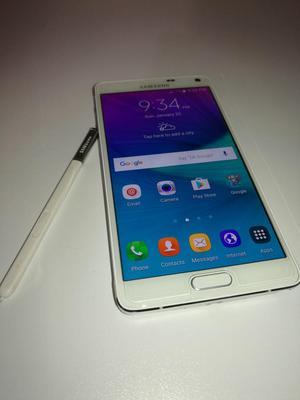 Samsung Galaxy Note 4 32Gb Blanco