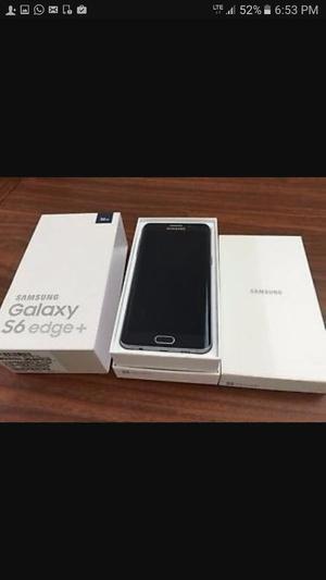 Se Vende S6 Edge Plus Nuevo con Garantía