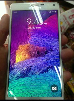 Vendo Cambio Galaxy Note 4 Full Y Libre