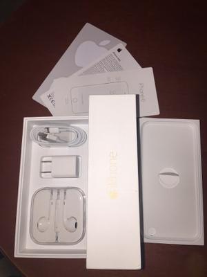 Caja Apple Iphone Auténtica Con Accesorios Nuevos Importada