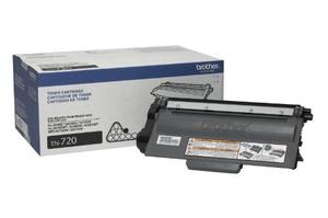 Cartucho De Toner Brother Impresora Tn720