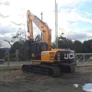 Excavadora Retroexcavadora Oruga - Envigado