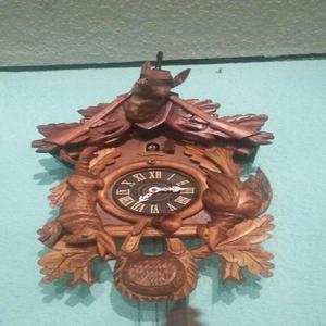 Hermoso Reloj Cucu Aleman de Cuerda - Bogotá
