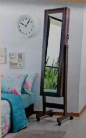 Espejo con joyero bello posot class - Mueble espejo joyero ...