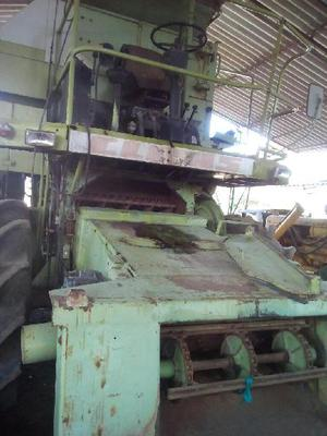 Maquina Cosechadora Claas - Guacarí