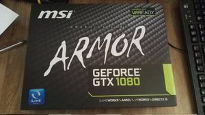 Msi Geforce Gtx  Directx 12 Gtx  Armor 8g
