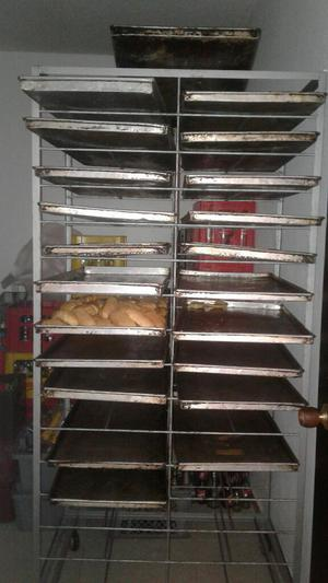 Vendo Equipo de Panaderia, Negociable