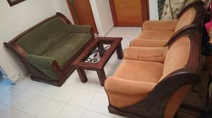 Vendo Muebles Rusticos Palmacaoba
