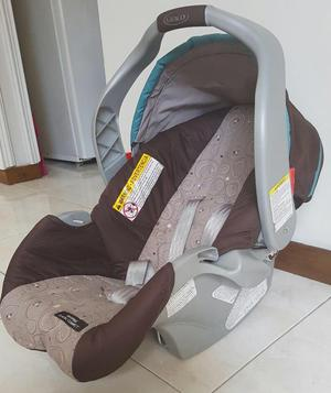 Vendo silla carro marca graco en buen estado posot class for Sillas para carro