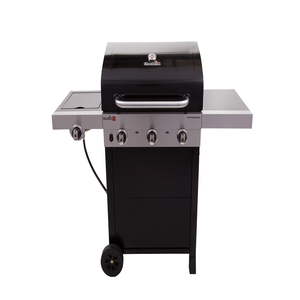 Asador a gas 3 quemadores y 1 lateral Serie Performance