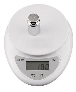 Gramera Digital Báscula de Cocina Pesa 1gr A 5kg