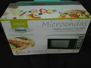 Horno Microondas de 0,7 Pies Haceb