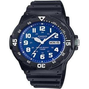 Reloj Azul Casio Para Hombres Mrw200h-2b2vcf