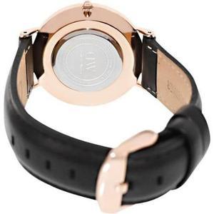 Reloj Negro Daniel Wellington Para Mujeres dw