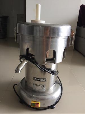 vendo extractor de jugos industrial