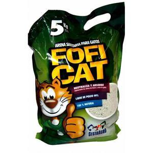 Arena Fofi Cat 5 y 10 kg
