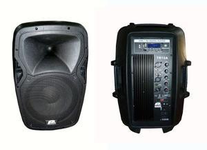 Cabina Activa 12 Pa Pro Audio Tr12a