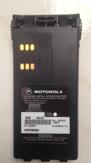 Bateria para Radio Motorola