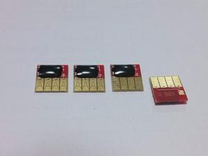 Kit 4 Chips Para Cartuchos Hp  Pro